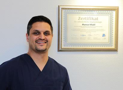 Behandlungsspektrum » Implantologie